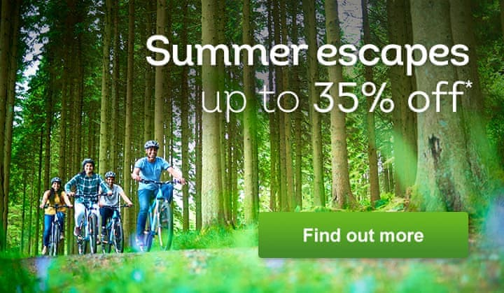 Summer Escapes up to 35% off